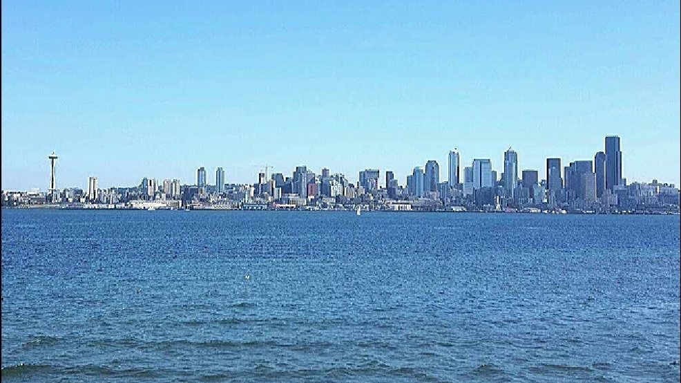 Is this the final 80 degree day of the year in Seattle?